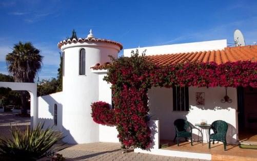 Ein portugiesischen Stil gebautes Ferien Haus in der Algarve, Vila Maria.